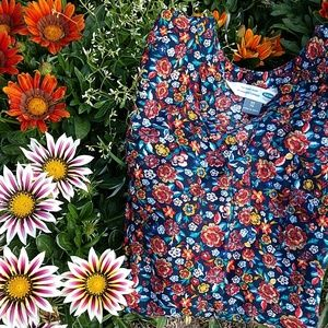 Old Navy Floral Tunic